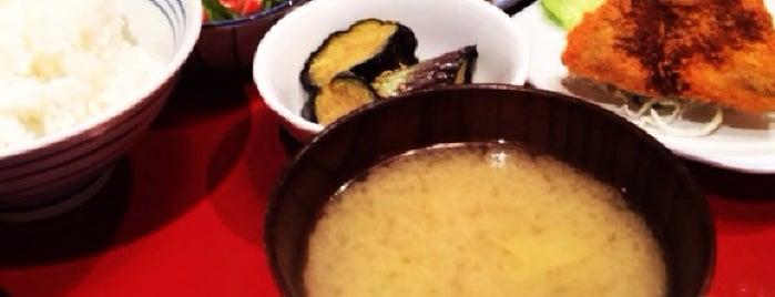 かっぽうぎ is one of 昼飯リスト@晴海.