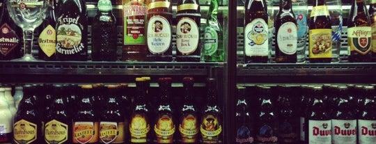 La Abadía is one of Tomar una cerveza.