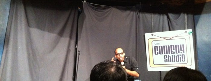 The Comedy Studio is one of Alexさんのお気に入りスポット.