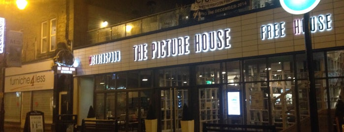 The Picture House (Wetherspoon) is one of Pubs - JD Wetherspoon 2.