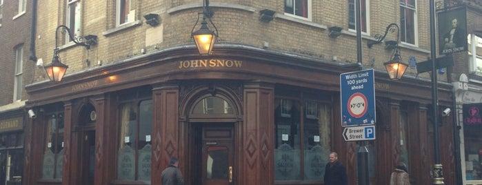 John Snow is one of London.