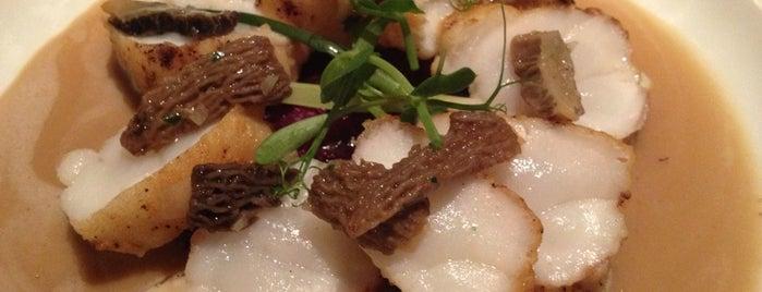 Le Bernardin is one of World's 50 Best Restaurants 2014.