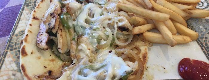 Mangia Italian Restaurant is one of Locais curtidos por The1JMAC.