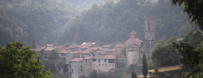 Rupit is one of Castillos y pueblos medievales.
