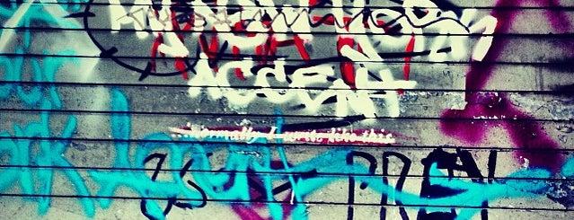 Banksy :: #2 Westside is one of NYC Arts.