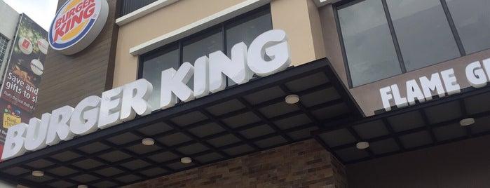 Burger King is one of Locais curtidos por Danny.