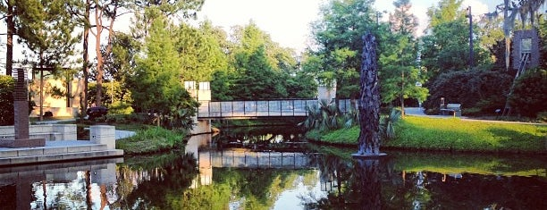 The Sydney and Walda Besthoff Sculpture Garden is one of New Orleans.