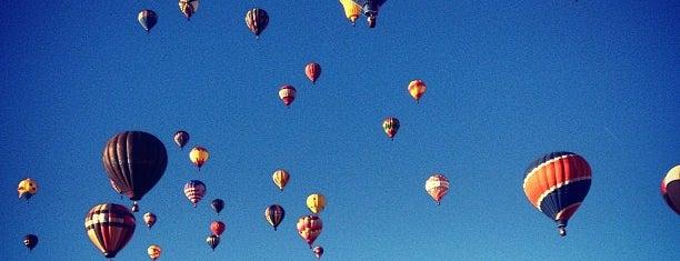 Balloon Fiesta Park is one of Best Fest.