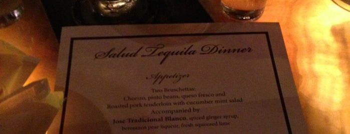 Salud Tequila Lounge is one of Wicker Park.