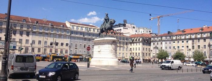 フィゲイラ広場 is one of Portugal.
