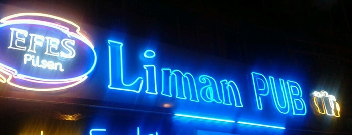 Liman Pub is one of themaraton.