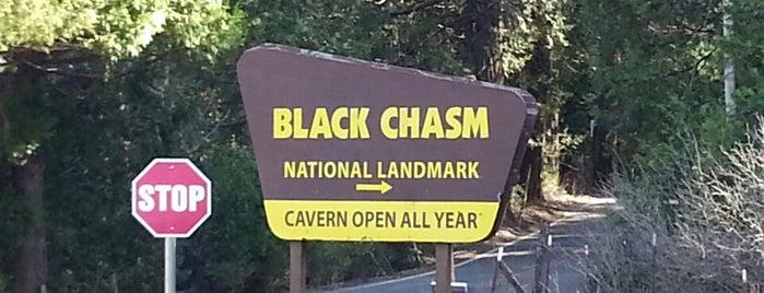 Black Chasm Cavern is one of Locais salvos de Paresh.