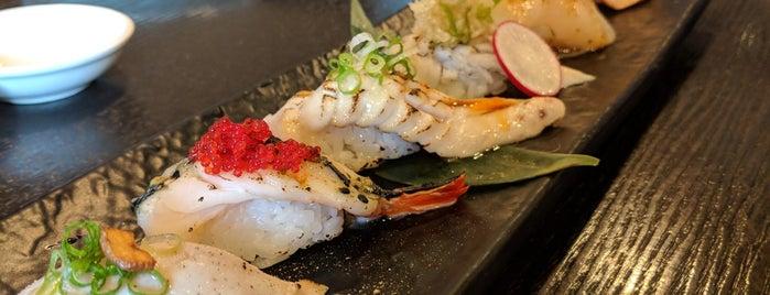 Sushi Modo is one of สถานที่ที่ Vivian ถูกใจ.