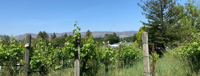 Matthiasson Wines is one of Cali.