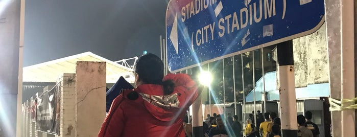 City Stadium (Stadium Bandaraya) is one of Attraction Places to Visit.