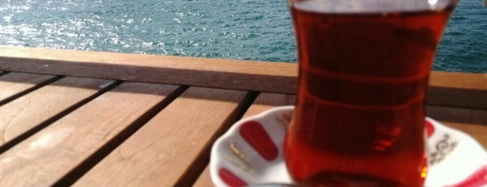 Balon Cafe is one of Istanbul.