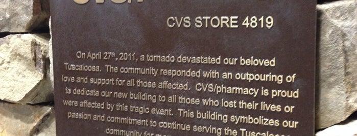 CVS pharmacy is one of Vasha 님이 좋아한 장소.