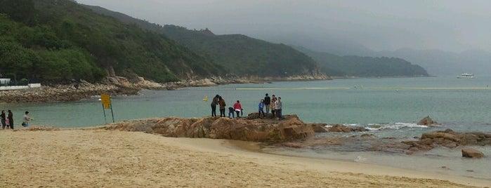 Hung Shing Yeh Beach is one of Meri : понравившиеся места.