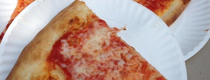 Joe's Pizza is one of NYC Foodie Favorites.