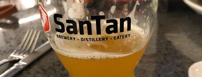 SanTan Brewing Company is one of ARIZONA\NEW MEXICO_ME List.