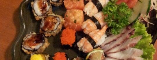 Koto Sushi is one of สถานที่ที่ Gustavo ถูกใจ.