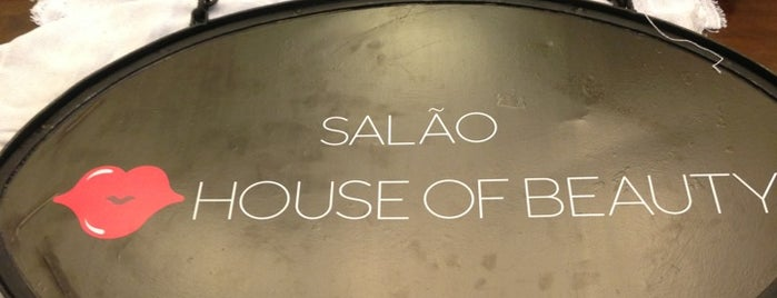 House Of Beauty is one of Orte, die Paulo gefallen.