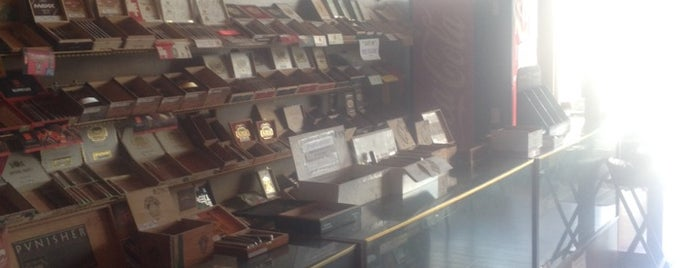 Saylors Cigars and Gifts is one of The Virginia Wine and Cigar Trail.