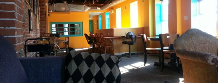 Koba Cafe is one of Baltimore's Best Coffee - 2013.