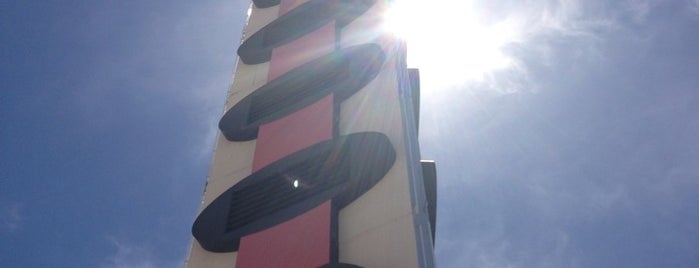 World's Tallest Thermometer is one of Going Back To Cali...Again.