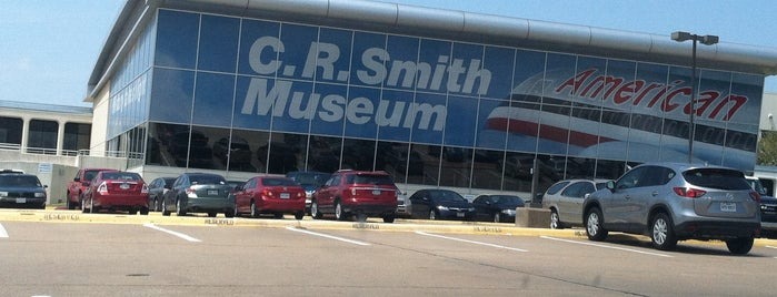 American Airlines C.R. Smith Museum is one of Not-so-Usual Things to Do.