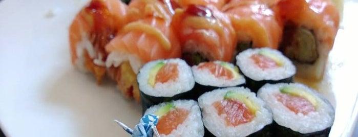 sushi93 is one of สถานที่ที่ Josie ถูกใจ.