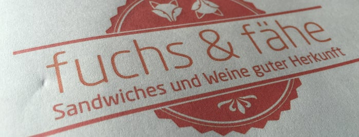 fuchs & fähe is one of II Neuköln Bars.