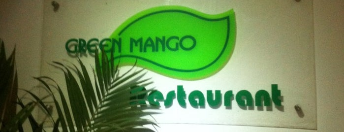 Green Mango is one of Vietnam.