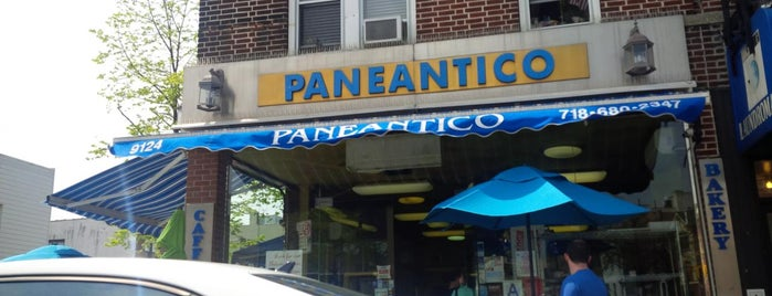 Paneantico is one of Bakery/Deserts.