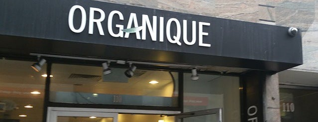 Organique is one of Flatiron Lunch Spots.