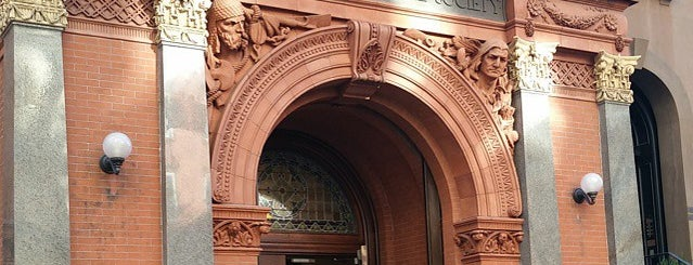 Brooklyn Historical Society is one of Spring/Summer 2015!.