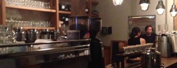 Kaffe 1668 is one of NYC: Fast Eats & Drinks, Food Shops, Cafés.