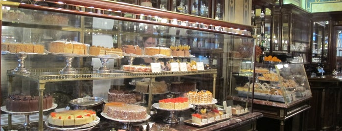 Demel – K.u.K. Hofzuckerbäcker is one of Must-Visit ... Vienna.