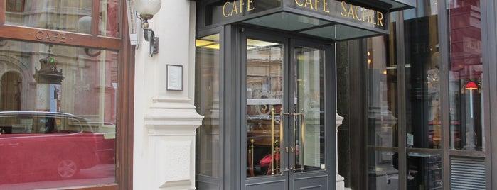 Café Sacher is one of Austria and Czech.