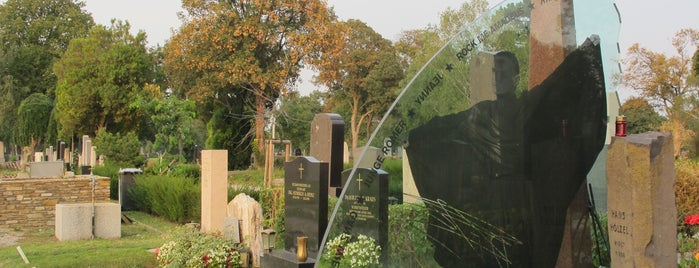 Zentralfriedhof is one of TODO Vienna.