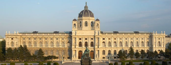 Kunsthistorisches Museum Wien is one of Austria.
