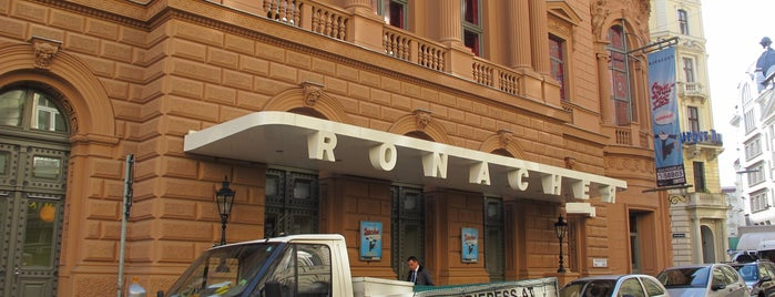Ronacher Theater is one of Vienna Highlights #4sqCities.