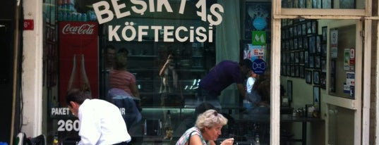 Beşiktaş Köfte is one of Top 10 restaurants when money is no object.