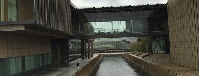 長崎県美術館 is one of 建築マップ(日本)/ Architecture Map (Japan).