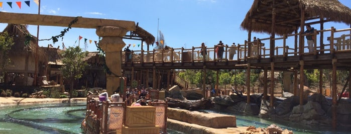Angkor: Aventura en el Reino Perdido is one of PortAventura.