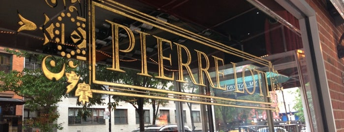 Pierre Loti is one of NYC Drinks.