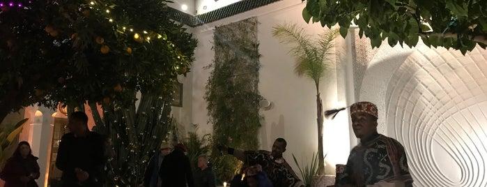 Riad Lotus Privilege Hotel Marrakech is one of Marrakech 🐫.