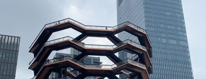 Hudson Yards is one of New York.