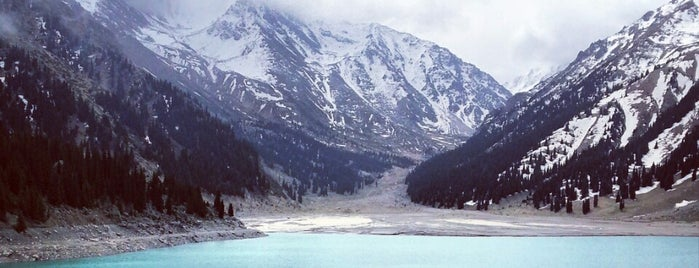 Большое Алматинское озеро (БАО) is one of Geziyorum Dünya Işte.