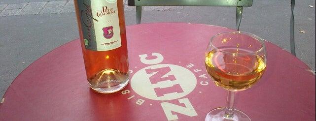 Le Zinc des Batignolles is one of Paris17 : Villiers - Batignolles - Epinettes.